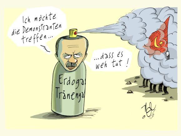 türkei proteste erdogan