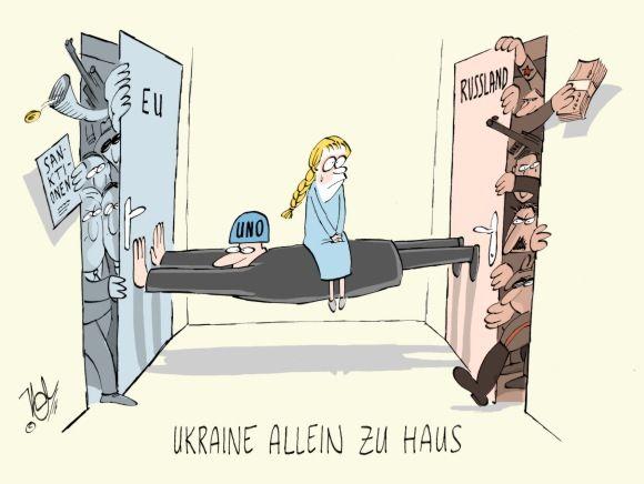 ukraine uno eu russland