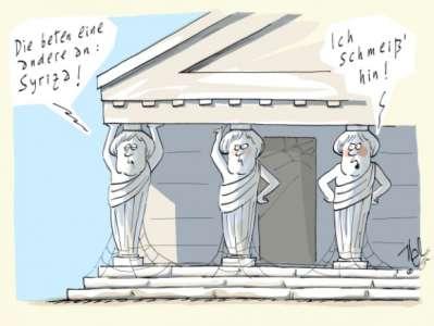 griechenland wahlen syriza