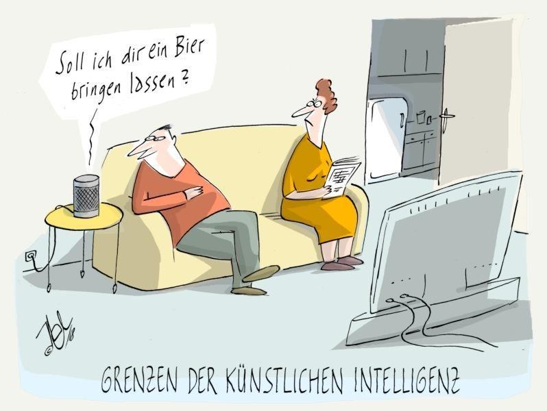 grenzen der künstlichen intelligenz