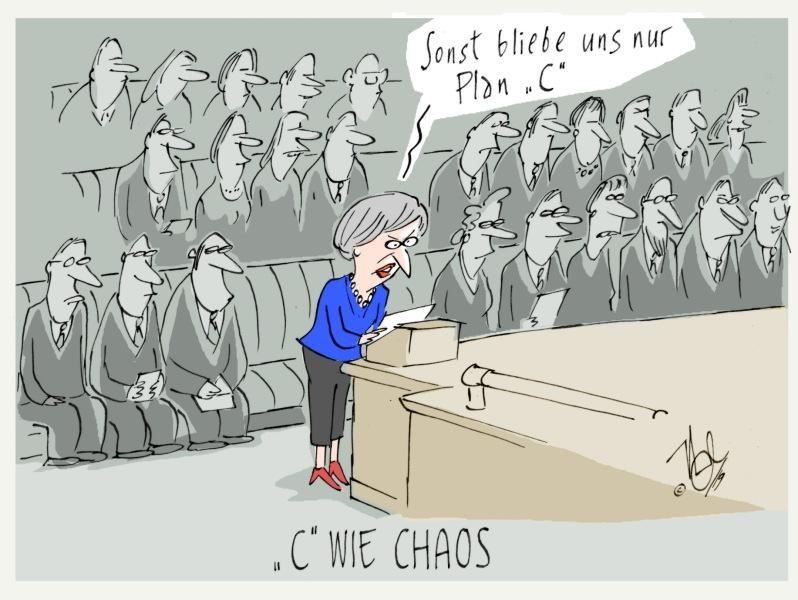 brexit may parlament abstimmung plan c