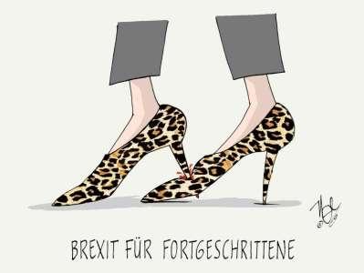 may schuhe brexit für fortgeschrittene