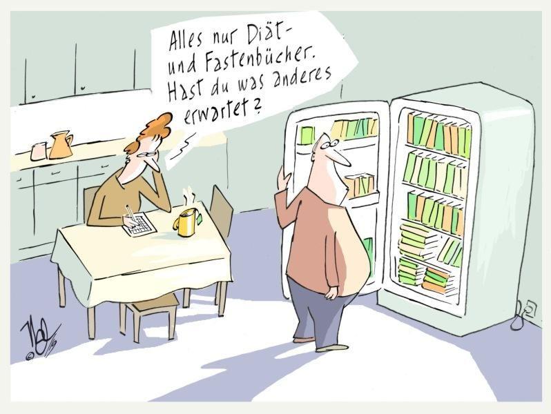diät und fastenbücher