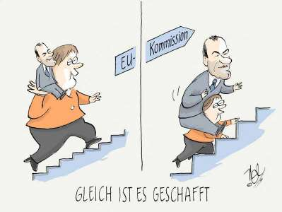 eu kommission manfred weber merkel kandidat