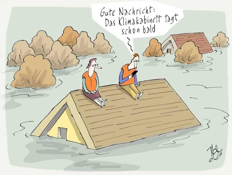 klima kabinett tagt bald gute nachricht