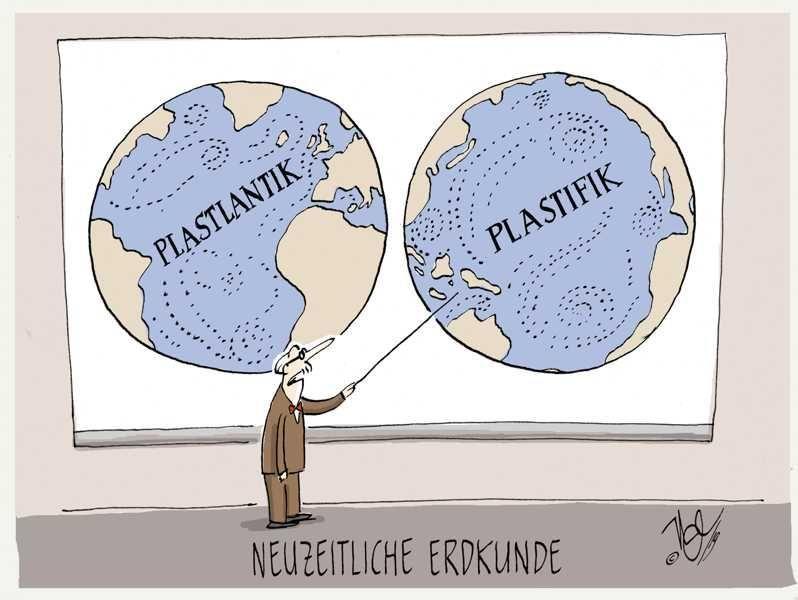 klima plastik neuzeitliche erkunde