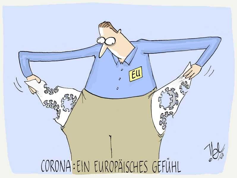 corona europäisches gefühl