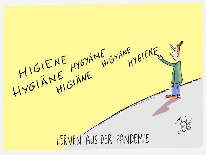 hygiene lernen aus der pandemie