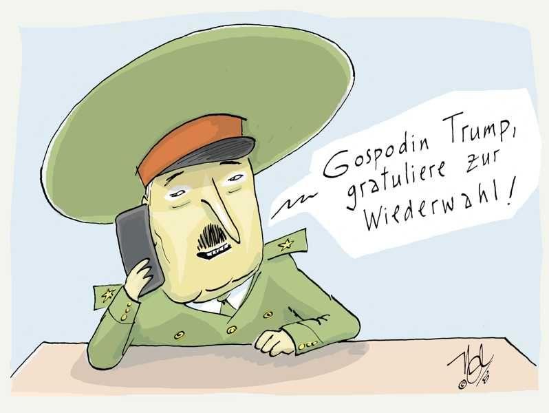 us wahl trump lukaschenko gratuliert