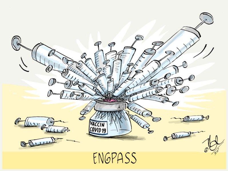 covid vaccin lieferengpass große nachfrage