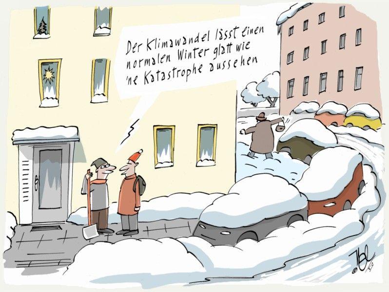 winter normal
