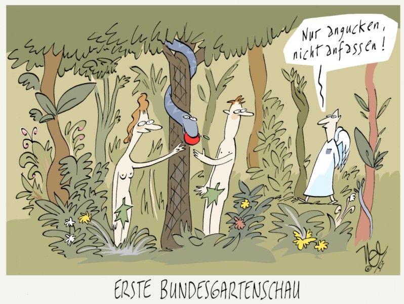 erste bundesgartenschau BUGA