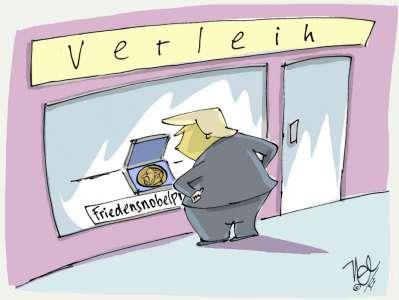 friedensnobelpreis trump vereih